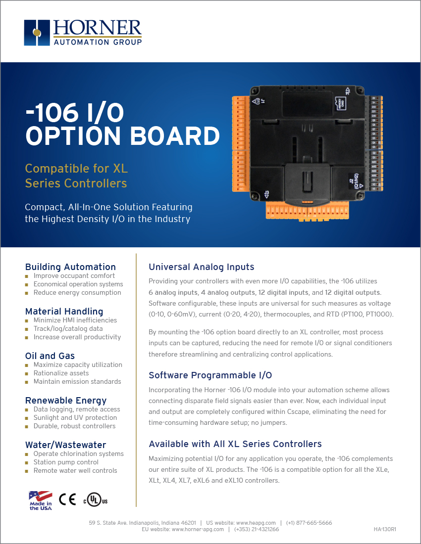 -106 option board