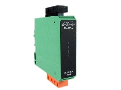 4 Channel Relay Output (120/250 VAC 10A, 24/30 VDC 10A)