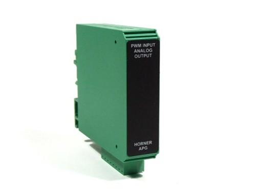 Dual PWM to 10V Analog Converter