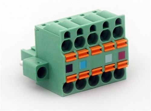 Double CsCAN Plug - XL Series