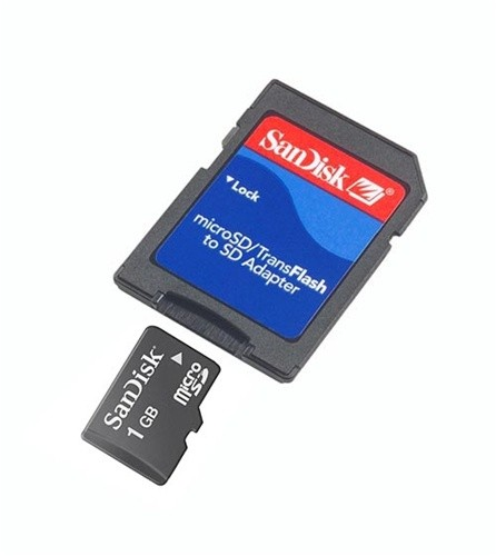 Removable Memory Card
