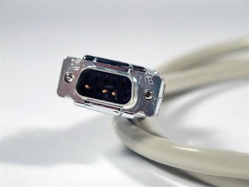 XL Series Modem Cable (6') RJ45 male to DE9 male