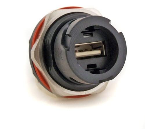 USB A Receptacle Kit - XL Series