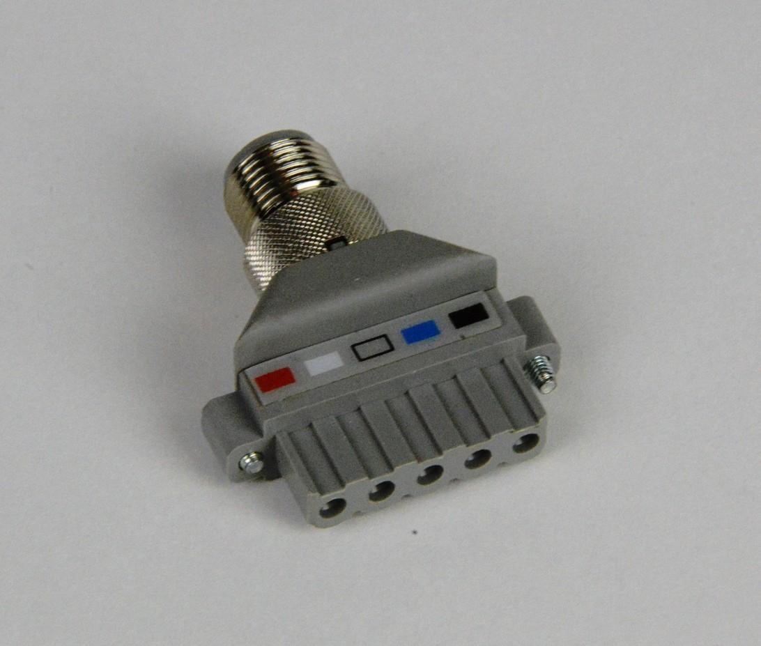 M12 Adapter Plug
