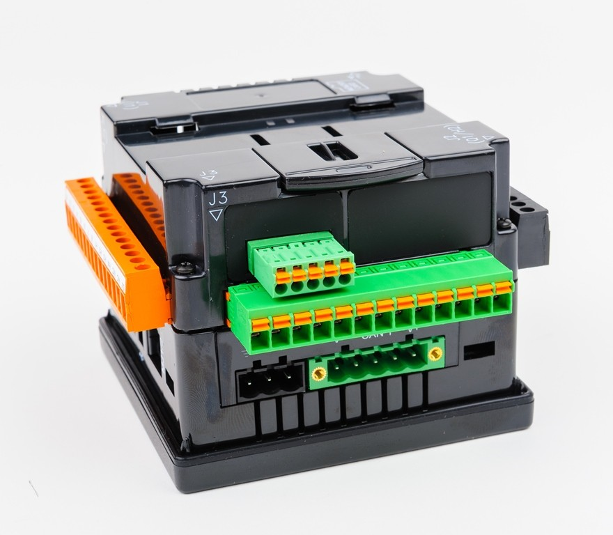 Low Profile I/O Connector