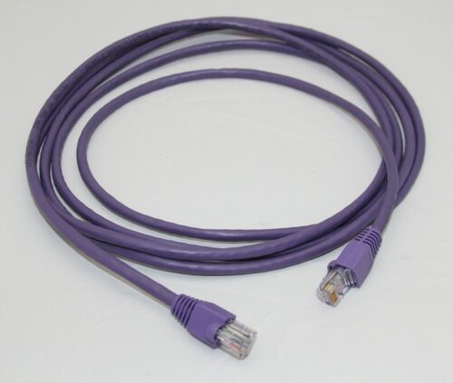 RJ45 to RJ45 Ethernet Patch Cable - 9ft