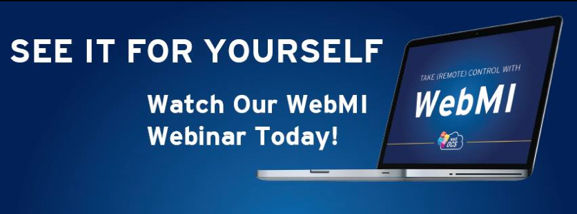 Click here to view the WebMI Webinar